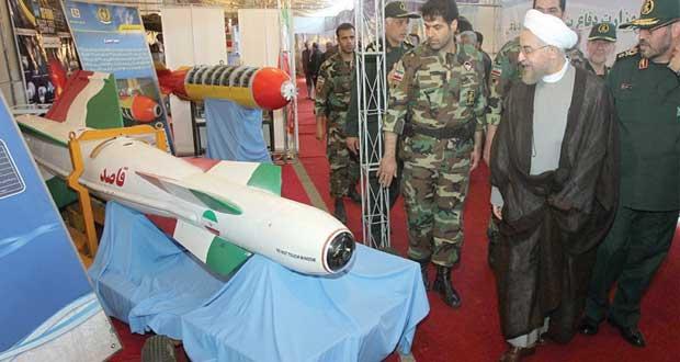 """إيران تزيح الستار عن جيل جديد من الصواريخ و"""" دون طيار """""""