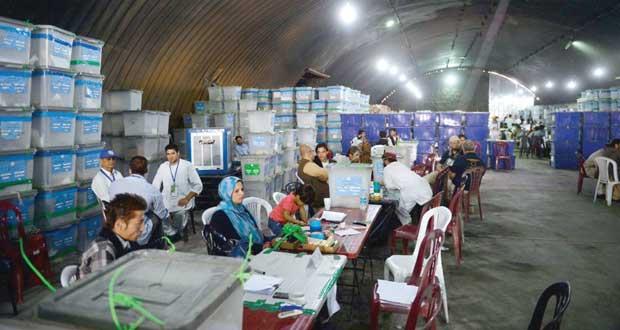 أفغانستان: عبد الله يرفض نتائج إعادة فرز أصوات (الرئاسية)