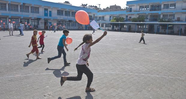 الارتباط العسكري الفلسطيني يؤمن الإفراج عن 5 أطفال