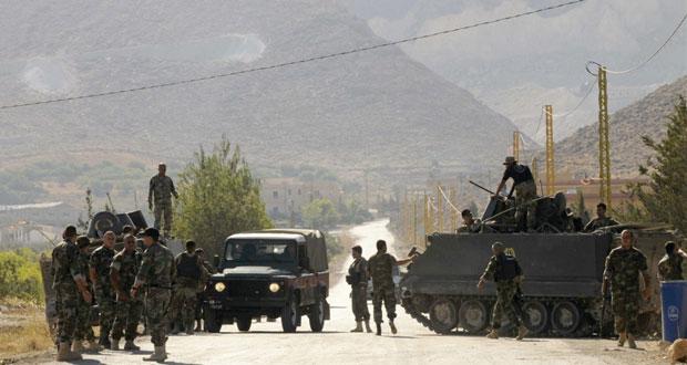 لبنان: مقتل 10 جنود بعرسال والجيش يتعهد بـ(رد حاسم)