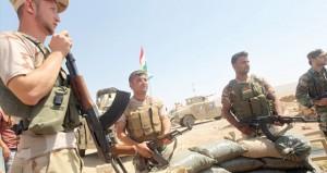 العراق: بدعم أميركي .. البشمرجة تبدأ عملية لاستعادة سد الموصل