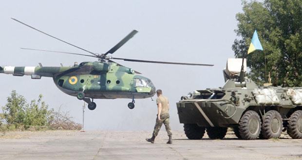 أوكرانيا : الجيش يطوق دونيتسك وغورلوفكا