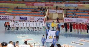 في البطولة الآسيوية لكرة اليد .. منتخب الشباب يتعادل مع سوريا ويسعى للتعويض أمام اوزبكستان