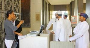 عبدالله الحراصي يرعى اليوم انطلاق فعاليات ملتقى الإبداع والمبادرات الشبابية بالمصنعة