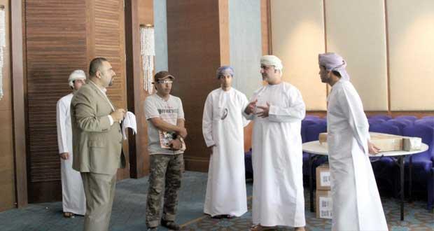 الحراصي يرعى افتتاح ملتقى الإبداع والمبادرات الشبابية