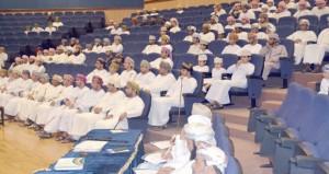 مشاركة واسعة في برنامج شبابي 2014 بمحافظة شمال الباطنة