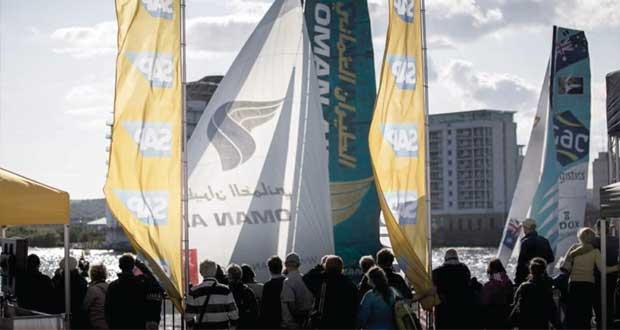 قارب الموج مسقط يتصدر الترتيب العام في منافسات اليوم الثالث
