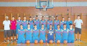 منتخب ناشئي السلة يبدأ معسكره الخارجي بجمهورية صربيا
