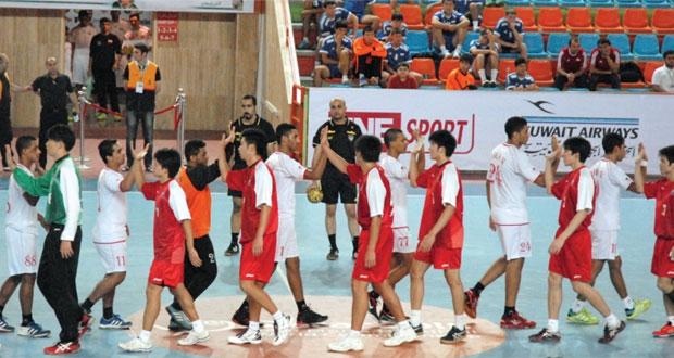 في بطولة آسيا لكرة اليد بتبريز منتخبنا يخسر أمام اليابان ويلاقي نظيره البحريني في تحسين المراكز