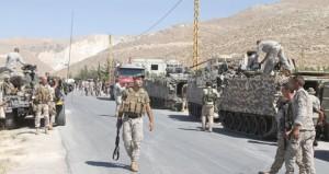 لبنان يخوض معارك بالأسلحة الثقيلة في جرود عرسال وسوريا تقضي على إرهابيين في الغوطة الشرقية وداريا