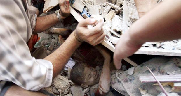 غزة تتظاهر دعما لمفاوضي المقاومة وإسرائيل تماطل في القاهرة