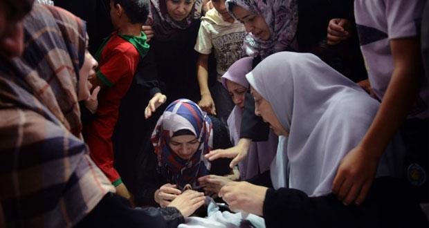 حصيلة العدوان على غزة تقارب الـ2000 شهيد والاحتلال يغتال طفلا بالضفة