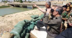 العراق: البشمرجة تستعيد السيطرة على سد الموصل