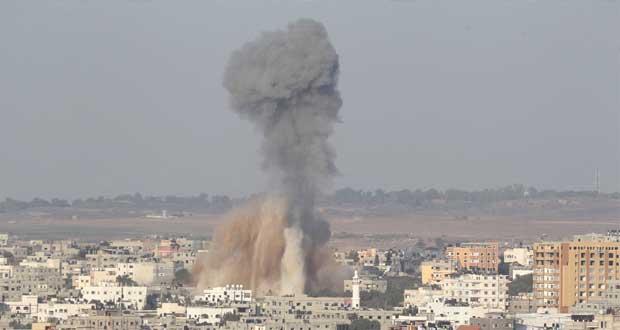 العدوان على غزة : التهدئة المؤقتة تتبدد .. والفلسطينيون ينتظرون الرد النهائي