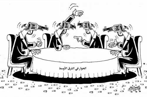 الحوار في الشرق الأوسط