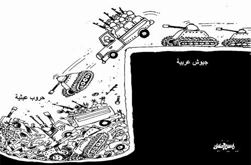 جيوش عربية