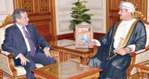 النعماني يستقبل سفيري الصين وتركيا