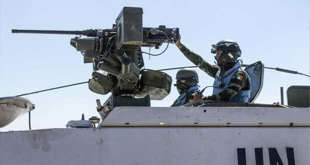 سوريا: مسلحون يحتجزون 43 من قوات حفظ السلام بالقنيطرة