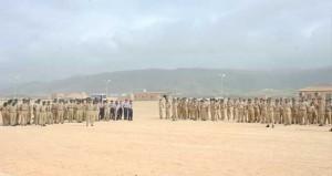 انطلاق فعاليات المخيم الكشفي الخليجي وأعمال منتدى تدريب القادة بظفار