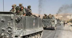 لبنان: فقدان جندي وإصابة آخر في اشتباكات مع إرهابيين بجرود عرسال