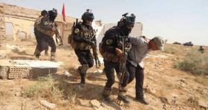 العراق: المسلحون ينسحبون من حقل عين زالة النفطي بعد اشعاله