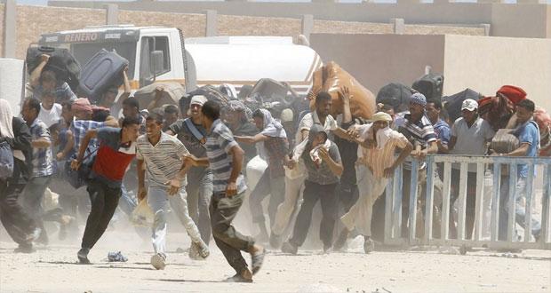 """ليبيا:""""الاشتباكات تتواصل وانهيار كامل للخدمات الصحية يلوح بالأفق"""