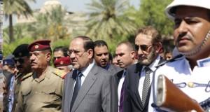 العراق: المالكي يتمسك بمنصبه وباريس على خطى واشنطن في تسليح البشمرجة