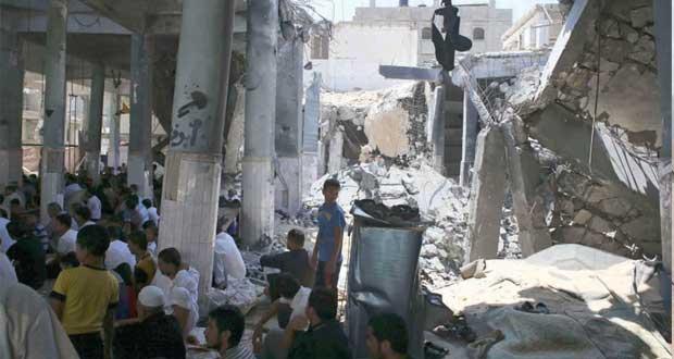 ارتقاء 5 شهداء في تواصل إرهاب الاحتلال على غزة