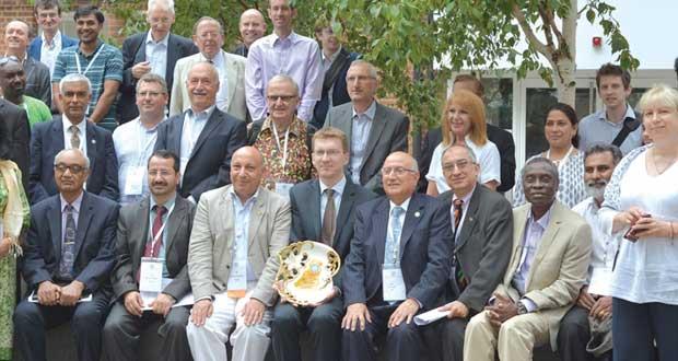 مختبر جامعة صحار للطاقة المتجددة يفوز ضمن أفضل خمسة مختبرات على مستوى العالم والأول عالميا في مجال الخلايا الشمسية