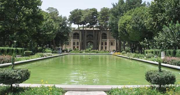 """قصر """"هشت بهشت"""" في إيران حضور للتاريخ في مفاهيم حضارية"""