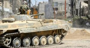 الجيش السوري يقضي على إرهابيين بدير الزور ويدمر محطة تنصت في ريف حمص