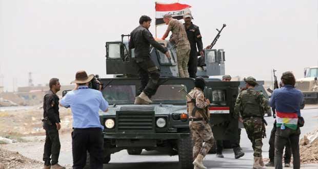 العراق: عملية كبيرة للجيش لاستعادة تكريت .. ومعارك قرب سد الموصل
