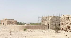 مسجد الشرجة يشكل ارتباطا عريقا لقرية أثرية هجرت من مئات السنين