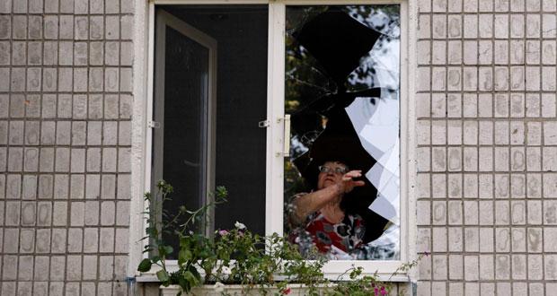 دعوة ألمانيا لاستئناف الحوار مع روسيا..وكييف ترفض قافلة المساعدات