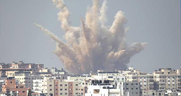 9 شهداء في غزة وآخر بالضفة في تواصل عدوان الاحتلال
