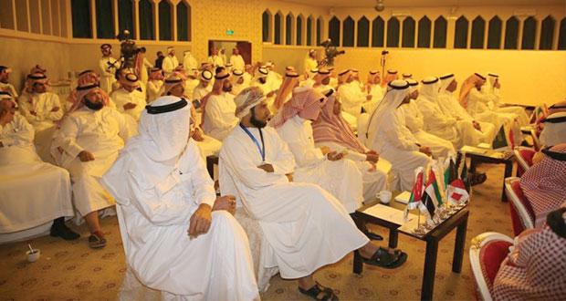 السلطنة تسجل حضورا ثقافيا في ملتقى الشعر الخليجي بالطائف