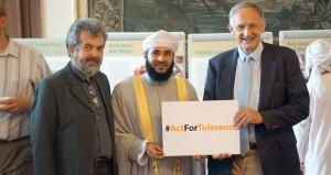 انطلاق معرض (رسالة الإسلام) بجامعة كامبريدج البريطانية