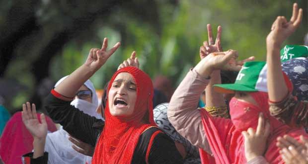 باكستان: تظاهرات جديدة للمعارضة وترقب لدعوات التصعيد