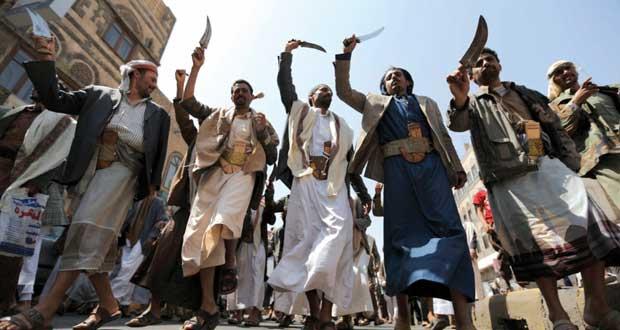 اليمن: تظاهرات للحوثيين بصنعاء للمطالبة بإسقاط الحكومة