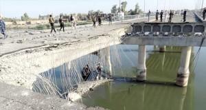 العراق: الجيش يشن هجوما مضادا على مشارف بغداد وأميركا تقصف مركزا لتدريب (داعش)