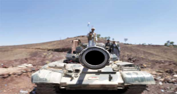 الحوثيون يوسعون انتشارهم في صنعاء .. و200 جثة حصيلة الأيام الستة