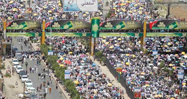اليمن يتحدث عن تقدم في مفاوضات (الرئاسة) والحوثي .. ولا اختراق