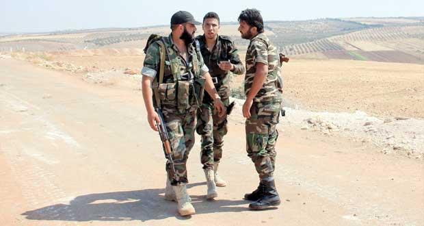 سوريا تؤكد إعطاء المسلحين الأطفال لقحات فاسدة