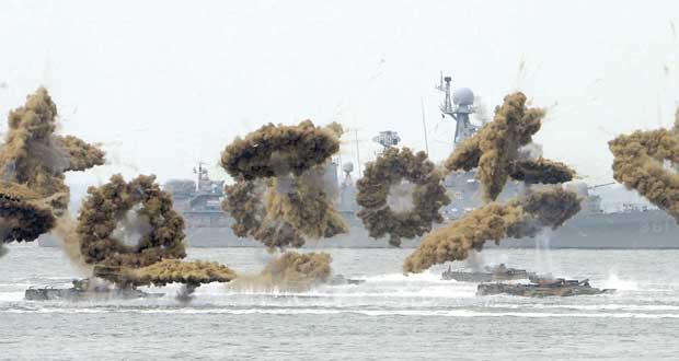 الكوريتان تصعدان قبل محادثات القضايا العالقة