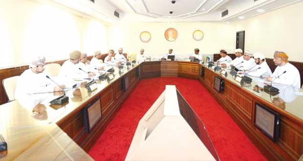 مجلس إدارة الغرفة يقرر استحداث دائرة للشركات الكبرى وأخرى للتخطيط والجودة