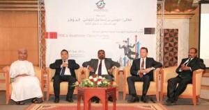 """الإعلان عن ائتلاف بين الشركات العالمية والمحلية بنصف مليار ريال عماني تحت إشراف """" شموخ"""" و تدشين مبادرة """"زاد"""""""