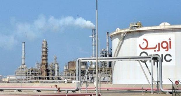 12.8% انخفاضا بكمية النفط المستخدمة بالمصافي والصناعات البترولية