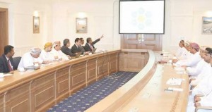 اجتماع لجنة القيادة والتوجيه لمشروع هندسة العمليات الإجرائية بـ(القوى العاملة)