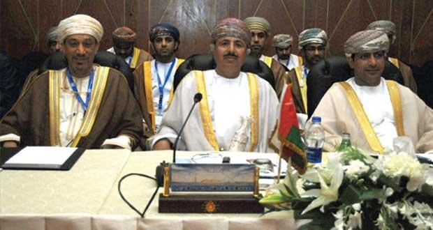 تدشين الشبكة العربية لمعلومات سوق العمل وتشكيل الهيئات الدستورية والنظامية
