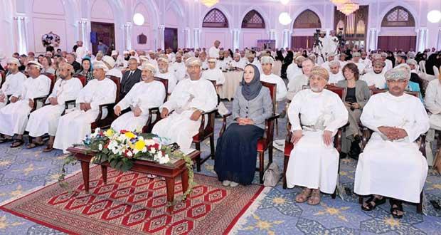 افتتاح أعمال الندوة الوطنية (التعليم لريادة الأعمال والابتكار) بمشاركة دولية ومحلية